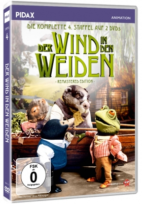 Der Wind in den Weiden (The Wind in the Willows) - Staffel 4