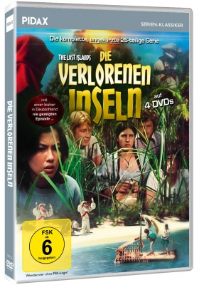 Die verlorenen Inseln (The Lost Islands)