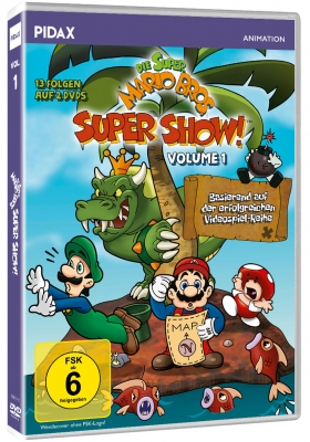 Die Super Mario Bros. Super Show! - Vol. 1