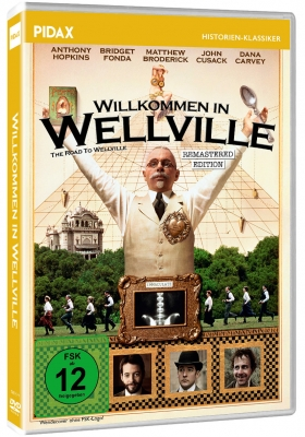 Willkommen in Wellville (The Road to Wellville)