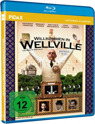 Willkommen in Wellville (The Road to Wellville) (Blu-ray)