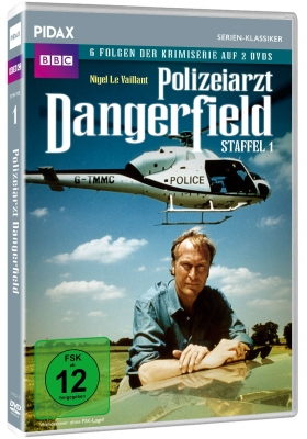 Polizeiarzt Dangerfield - Staffel 1
