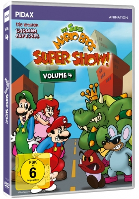 Die Super Mario Bros. Super Show! - Vol. 4