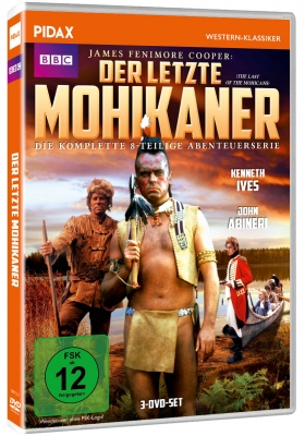 Der letzte Mohikaner (The Last of the Mohicans)