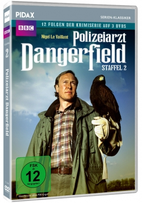 Polizeiarzt Dangerfield - Staffel 2