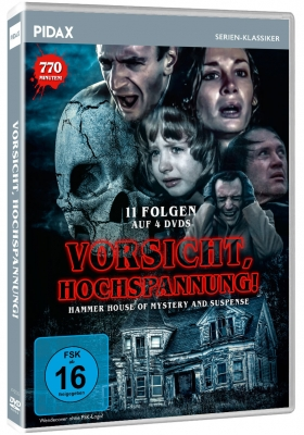 Vorsicht, Hochspannung! (Hammer House of Mystery and Suspense)
