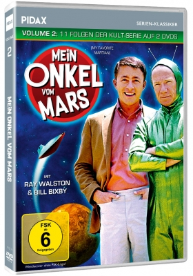 Mein Onkel vom Mars (My favorite Martian) - Vol. 2