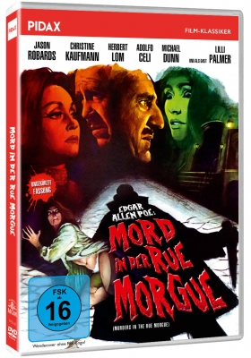 Mord in der Rue Morgue (Murders in the Rue Morgue)