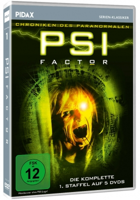 PSI Factor - Chroniken des Paranormalen - Staffel 1