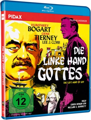 Die linke Hand Gottes (The Left Hand of God) (Blu-ray)