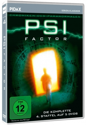 PSI Factor - Chroniken des Paranormalen - Staffel 4