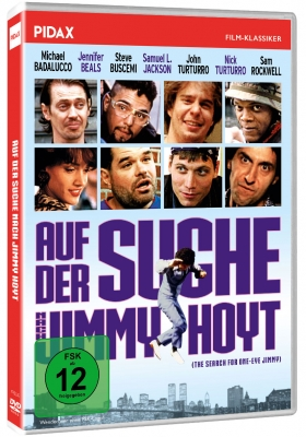 Auf der Suche nach Jimmy Hoyt (The Search for One-eye Jimmy)