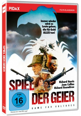 Spiel der Geier (Game for Vultures)