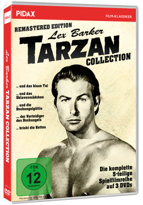 Tarzan - Lex Barker Collection / Remastered Edition