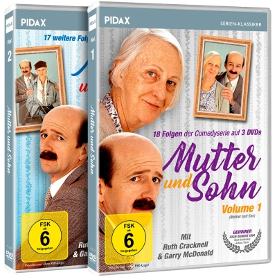Mutter und Sohn (Mother and Son) - Gesamtedition