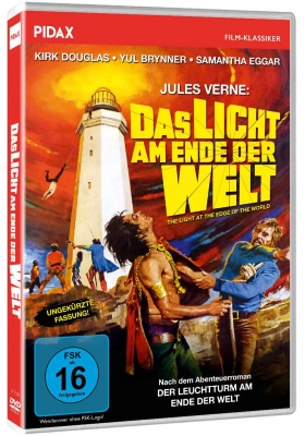 Jules Verne: Das Licht am Ende der Welt (The Light at the Edge of the World)