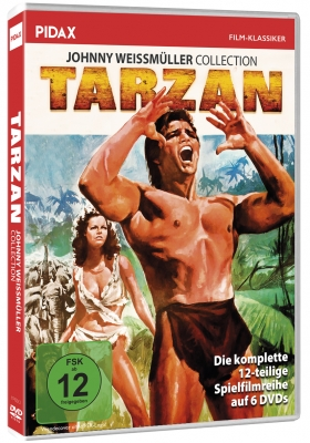 Tarzan - Johnny Weissmüller Collection