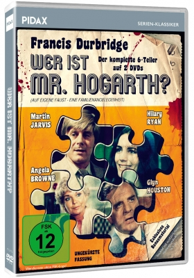 Francis Durbridge: Wer ist Mr. Hogarth?