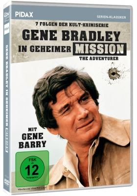 Gene Bradley in geheimer Mission (The Adventurer)