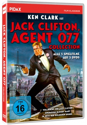 Jack Clifton, Agent 077 Collection