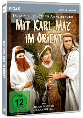 Mit Karl May im Orient - Sammleredition