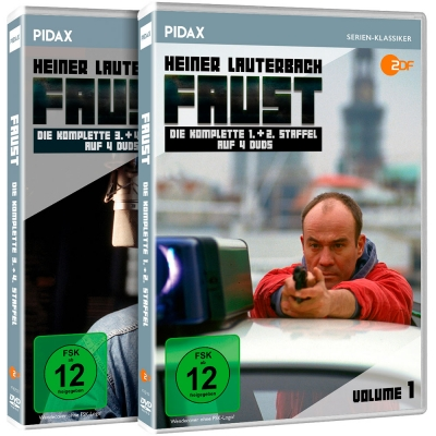 Faust - Gesamtedition