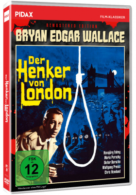 Bryan Edgar Wallace: Der Henker von London