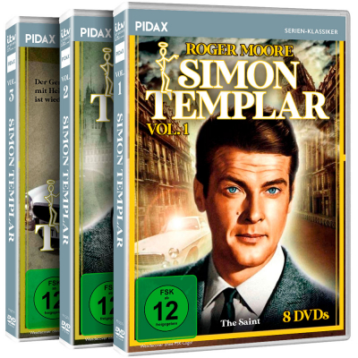 Simon Templar (The Saint) - Gesamtedition