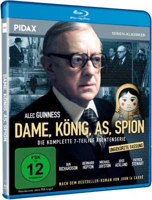 Dame, König, As, Spion (Tinker, Tailor, Soldier, Spy) (Blu-ray)