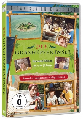 Die Grash�pferinsel - Extended Edition