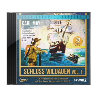Karl May: Schloss Wildauen - Vol. 1