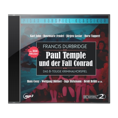 Francis Durbridge: Paul Temple und der Fall Conrad