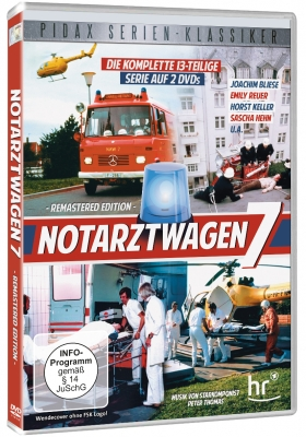 Notarztwagen 7 - Remastered Edition