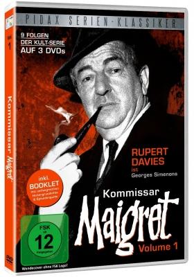 Kommissar Maigret - Vol. 1