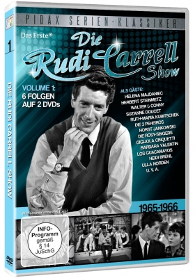 Die Rudi Carrell Show - Vol. 1