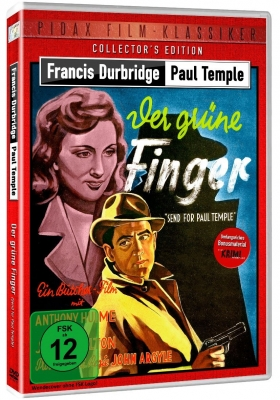 Francis Durbridge: Paul Temple - Der grüne Finger