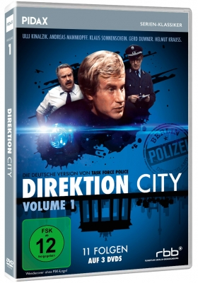 Direktion City - Vol. 1