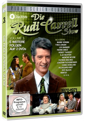Die Rudi Carrell Show - Vol. 3