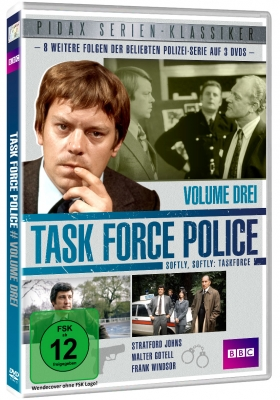 Task Force Police (Softly, Softly: Task Force) - Vol. 3
