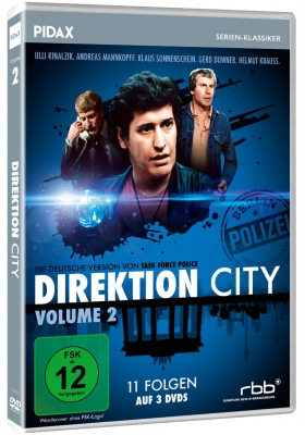 Direktion City - Vol. 2