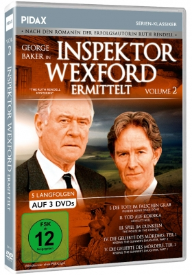Inspektor Wexford ermittelt (Ruth Rendell Mysteries) - Vol. 2
