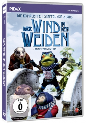 Der Wind in den Weiden (The Wind in the Willows) - Staffel 1