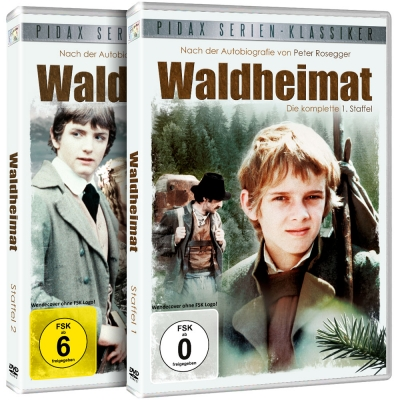Waldheimat - Staffel 1-2 - Gesamtedition