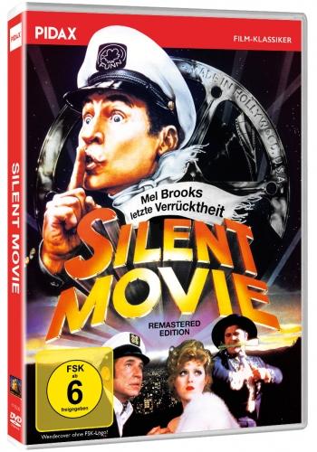 silent movie mel brooks letzte verr252cktheit remastered