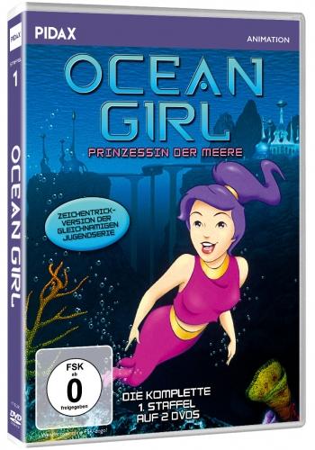 Ocean Girl Prinzessin Der Meere