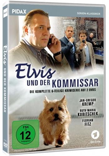 Elvis Und Der Kommissar
