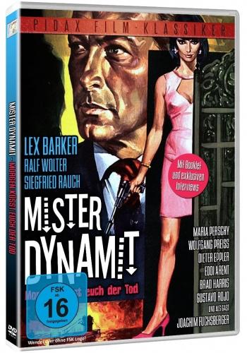 Mr Dynamit