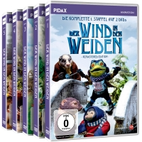 Der Wind in den Weiden - Gesamtedition