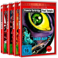 Francis Durbridge: Paul Temple - Gesamtedition (Filme)