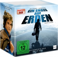 Ein Engel auf Erden (Highway to Heaven) - Gesamtedition